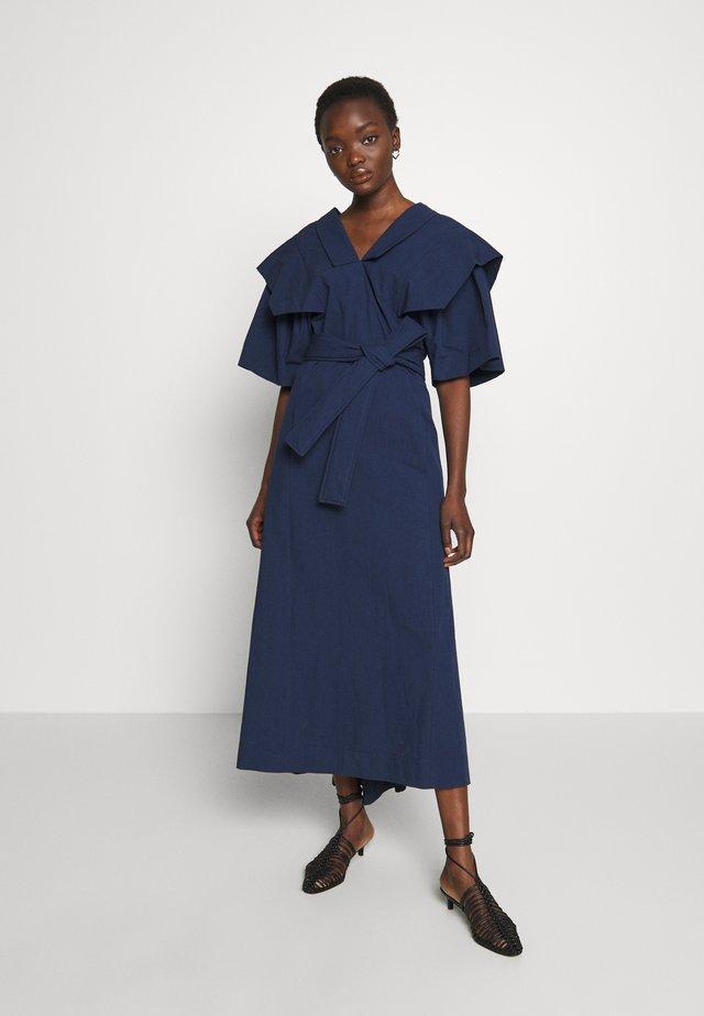 BERTA DRESS - Occasion wear - navy