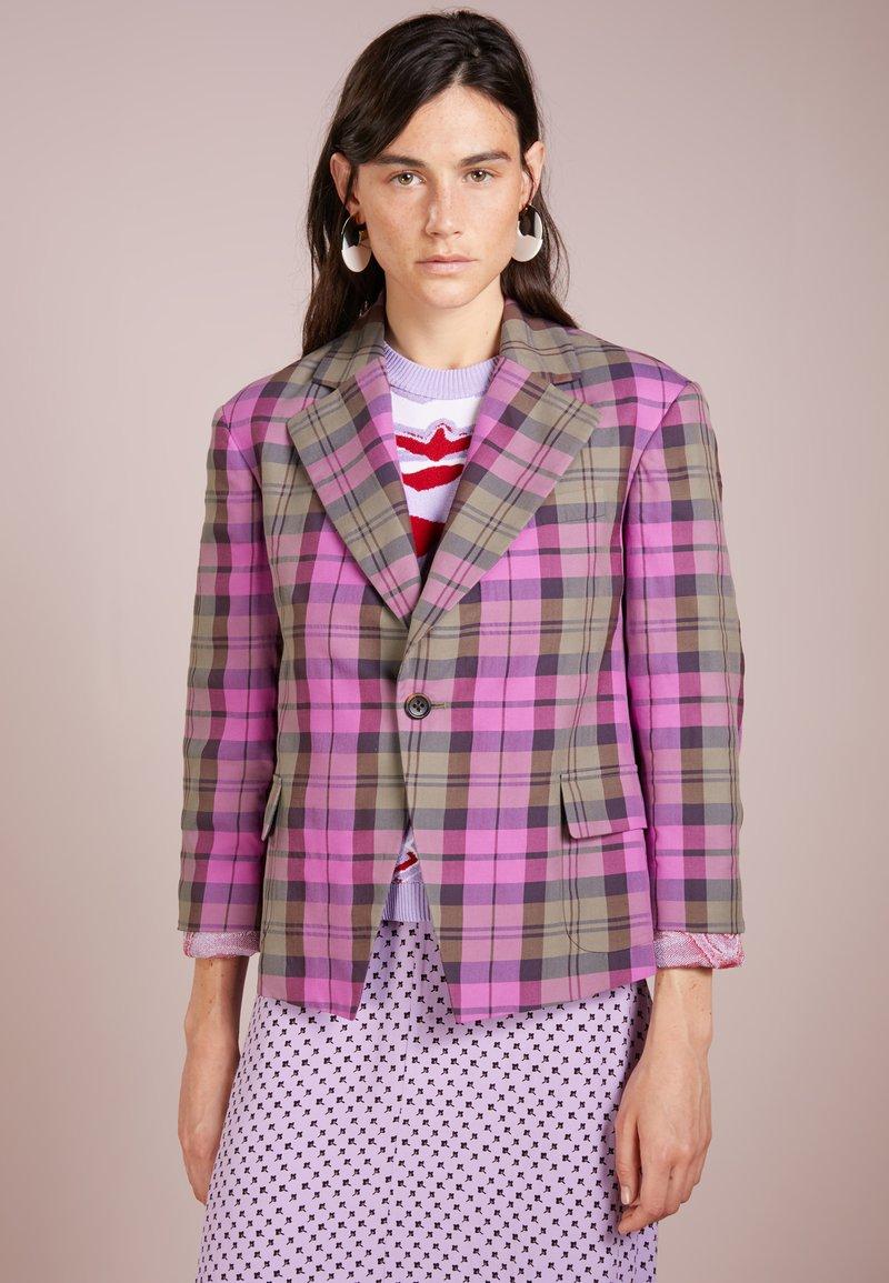 Vivienne Westwood Anglomania - PRINCE JACKET - Blazer - pink
