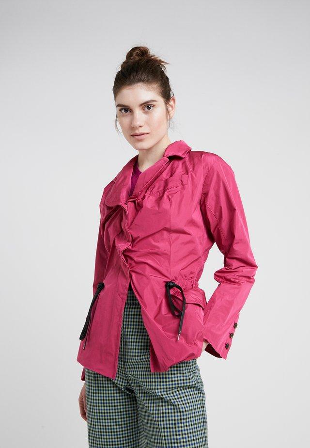 Summer jacket - fuschia