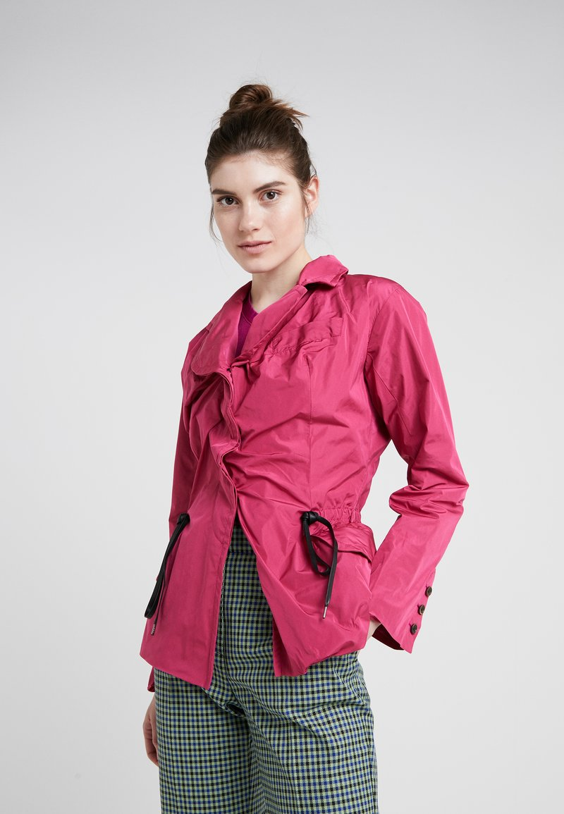 Vivienne Westwood Anglomania - Summer jacket - fuschia