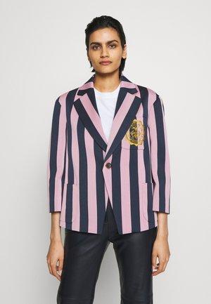 NEW PRINCE JACKET - Blazer - pink/blue