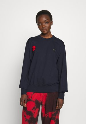 CLASSIC TIME TO ACT - Sweater - royal blue