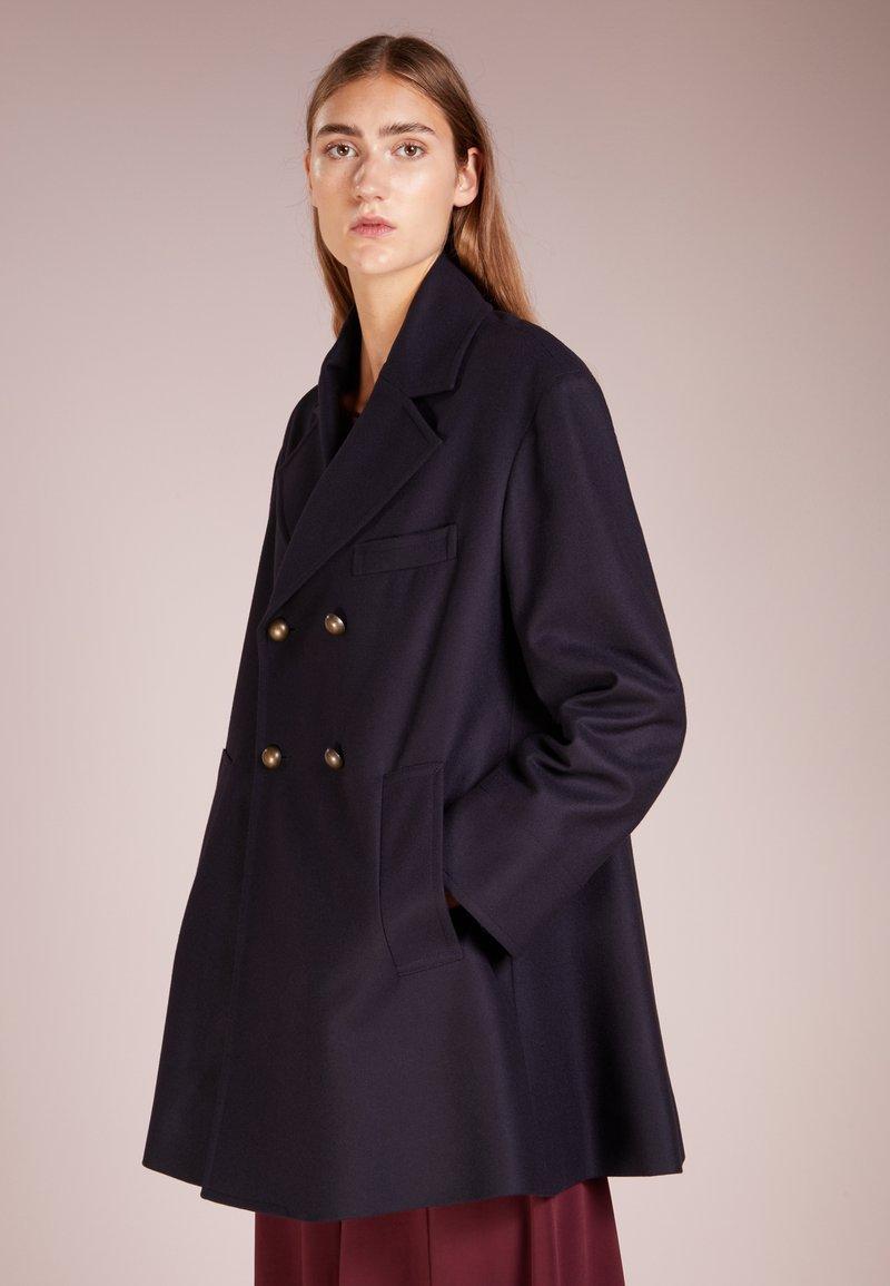 Vivienne Westwood Anglomania - PRINCESS CAR COAT - Classic coat - navy