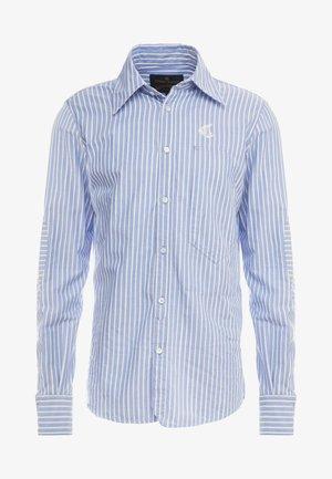 LARS WORKMAN SHIRT - Shirt - blue