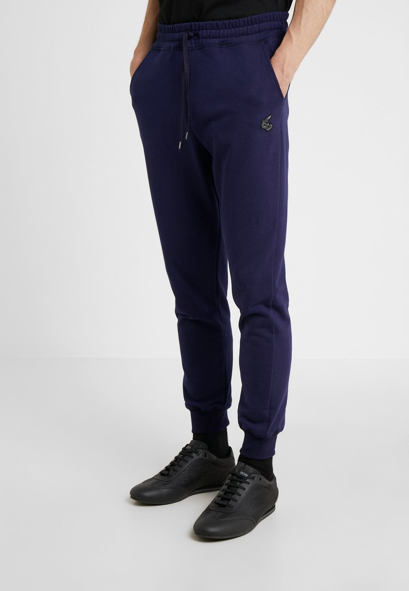Vivienne Westwood Anglomania - CLASSIC TRACKSUIT BOTTOMS - Tracksuit bottoms - navy