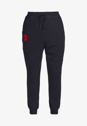 CLASSIC TRACKSUIT BOTTOMS TIME TO ACT - Trainingsbroek - royal blue
