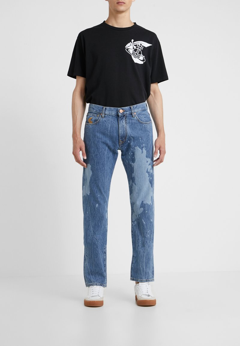 Vivienne Westwood Anglomania - HARRIS  - Slim fit jeans - blue