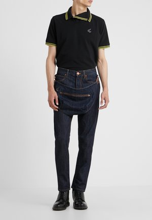 CLASSIC WITH BUM BAG - Jeans Relaxed Fit - blue