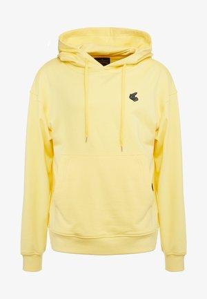 HOODIE - Hoodie - yellow