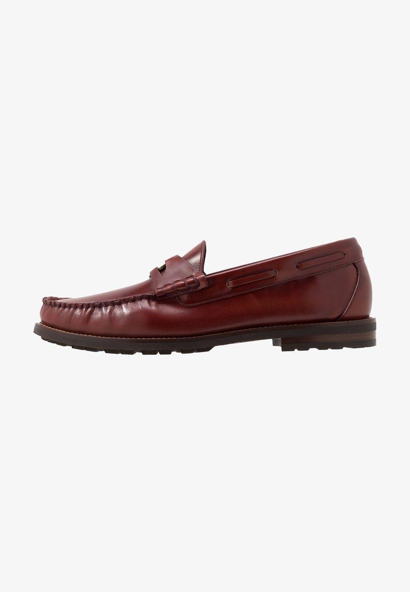 Vivienne Westwood - PENNY LOAFER - Slip-ins - oxblood