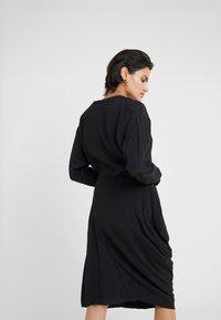 Vivienne Westwood - GRAND FOND DRESS - Vestito estivo - black - 2