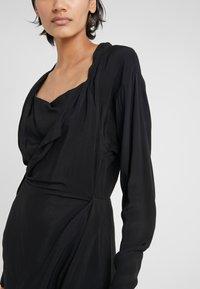 Vivienne Westwood - GRAND FOND DRESS - Vestito estivo - black - 4