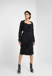Vivienne Westwood - GRAND FOND DRESS - Vestito estivo - black - 1
