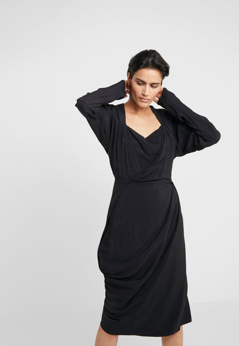Vivienne Westwood - GRAND FOND DRESS - Vestito estivo - black