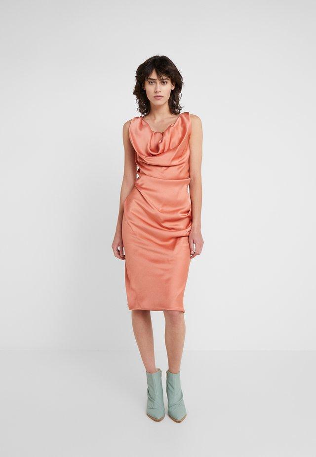 GINNY PENCIL DRESS - Vestito elegante - ancient rose