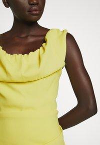 Vivienne Westwood - LONG GINNIE DRESS - Iltapuku - yellow - 8