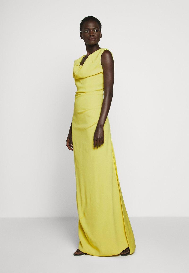 Vivienne Westwood - LONG GINNIE DRESS - Iltapuku - yellow