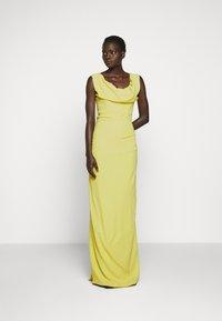 Vivienne Westwood - LONG GINNIE DRESS - Iltapuku - yellow - 1