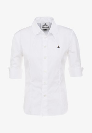 SHORT SLEEVE TOULOUS - Bluser - white