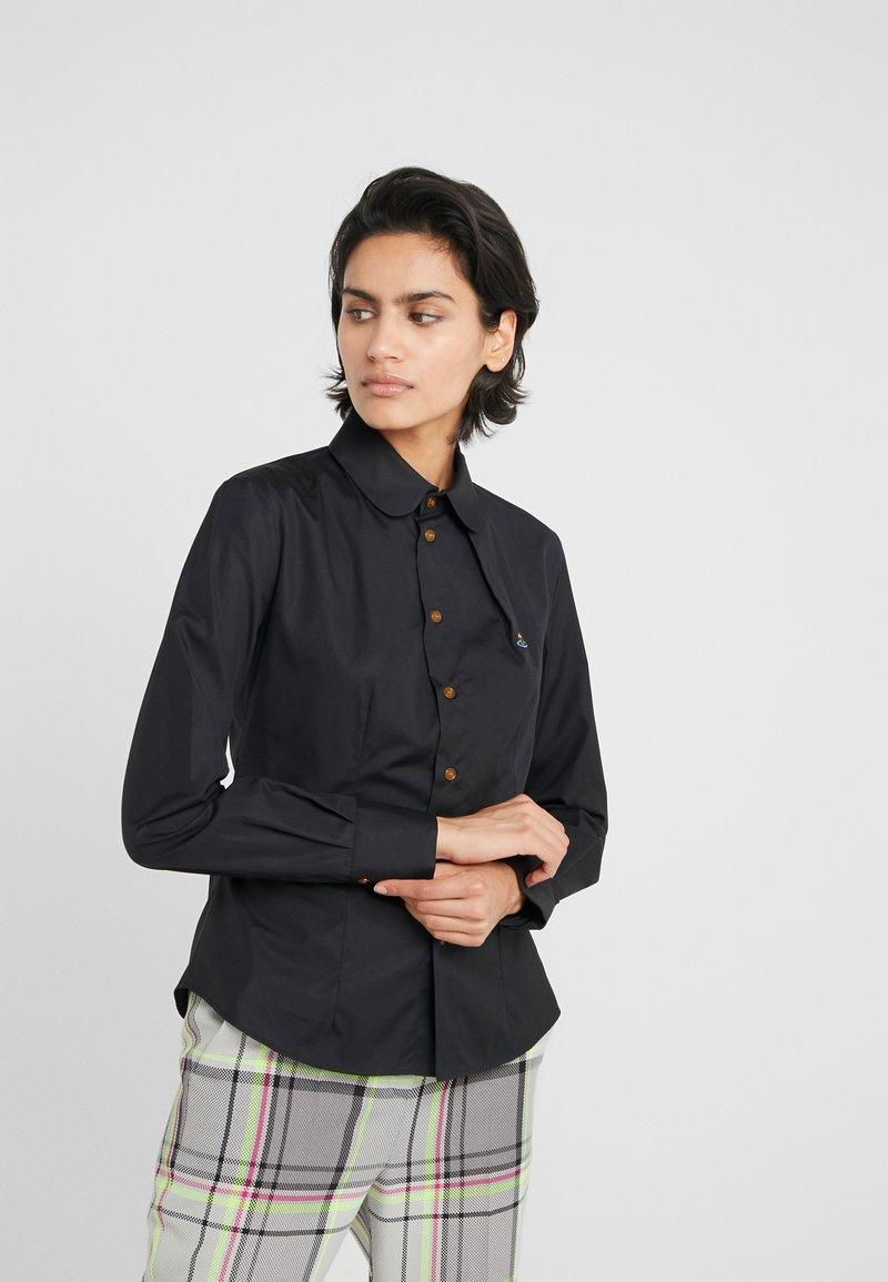 Vivienne Westwood - TOULOSE - Button-down blouse - black
