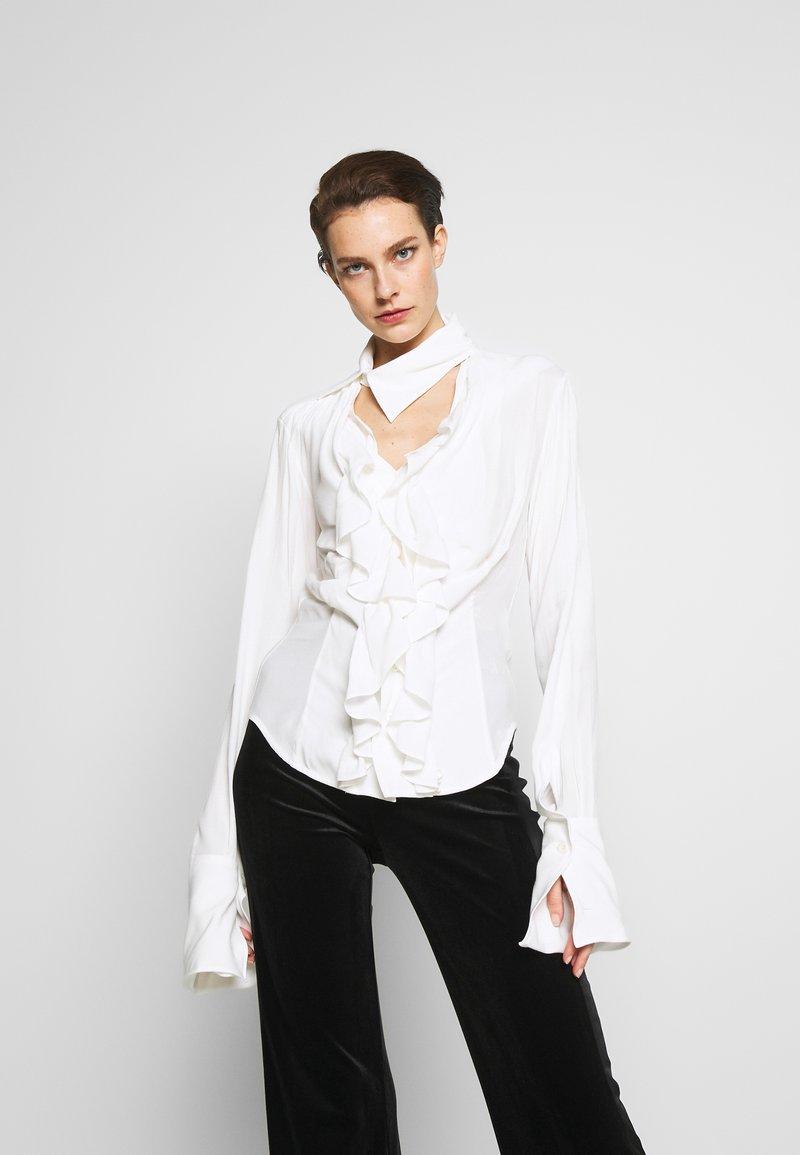Vivienne Westwood - WIZARD - Hemdbluse - off white