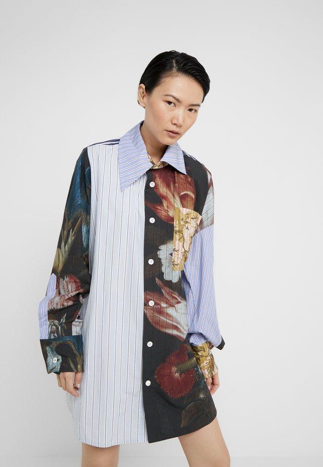LOTTIE SHIRT - Button-down blouse - bosschaert