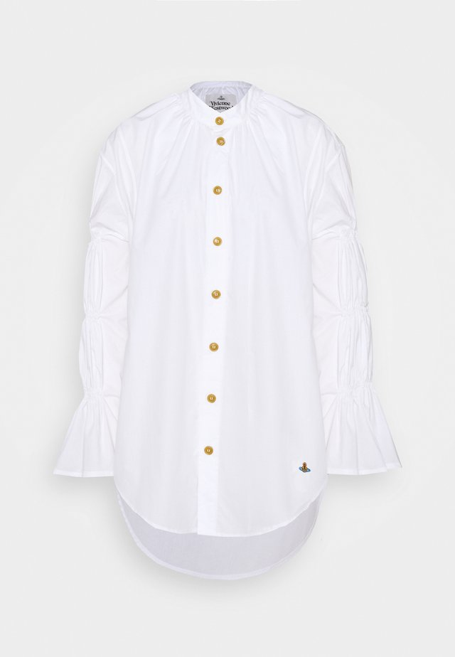 CIRCLE - Blouse - white