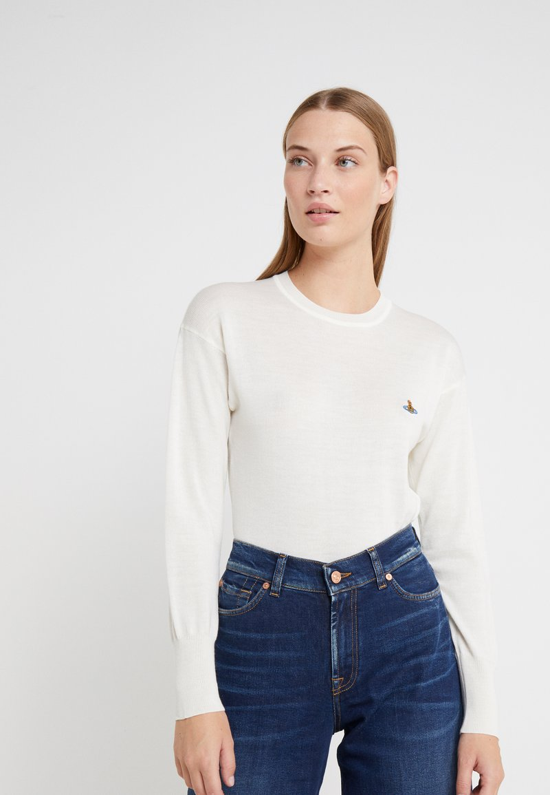 Vivienne Westwood - CLASSIC  - Jumper - white