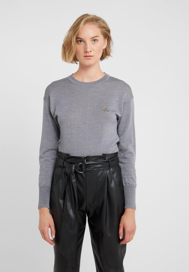Vivienne Westwood - CLASSIC  - Strickpullover - grey