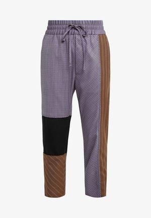FRIDA TRACKSUIT - Spodnie materiałowe - lilac