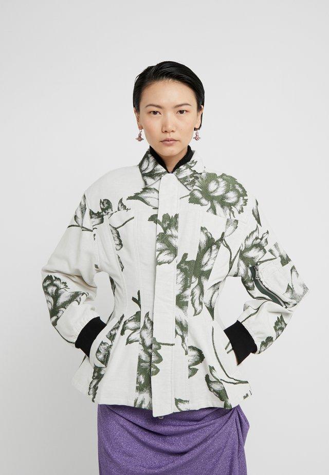 CORSET - Summer jacket - beige