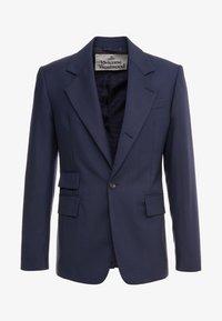 Vivienne Westwood - CLASSIC JACKET - Suit jacket - dark navy - 4