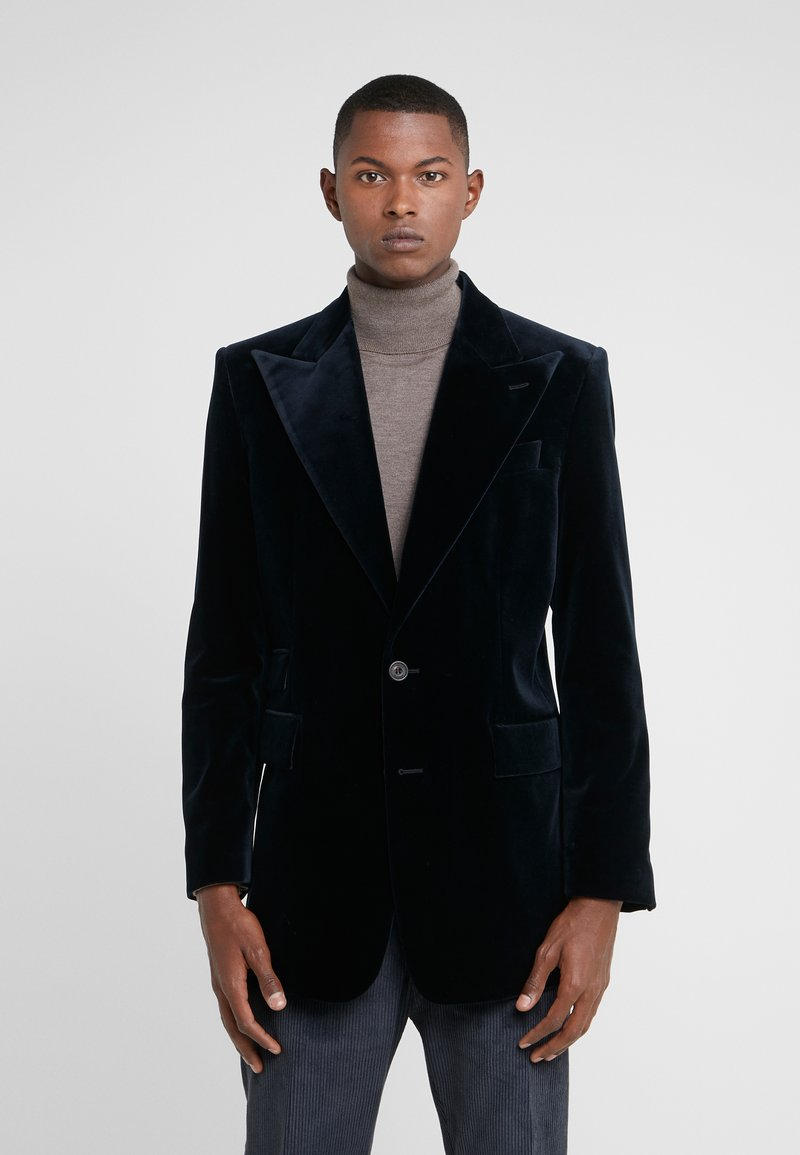 Vivienne Westwood - WINSTON  - Suit jacket - navy