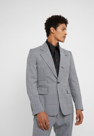 PRINCE OF WALES JACKET - Suit jacket - grey