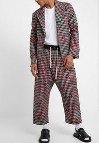 Vivienne Westwood - Pantalon de costume - pinocchio - 5