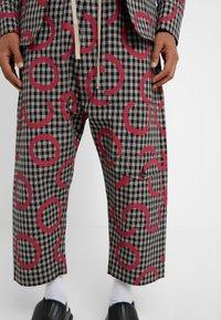 Vivienne Westwood - Pantalon de costume - pinocchio - 4