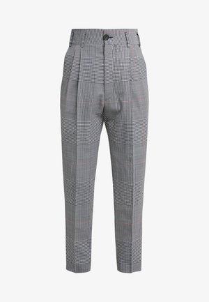 Kalhoty - prince of wales