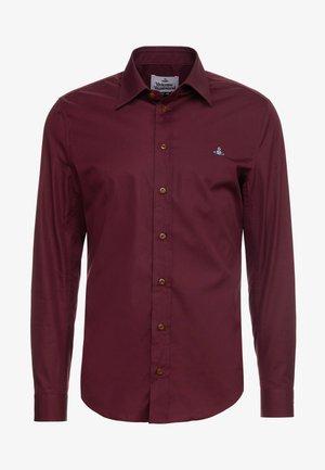 Overhemd - burgandy
