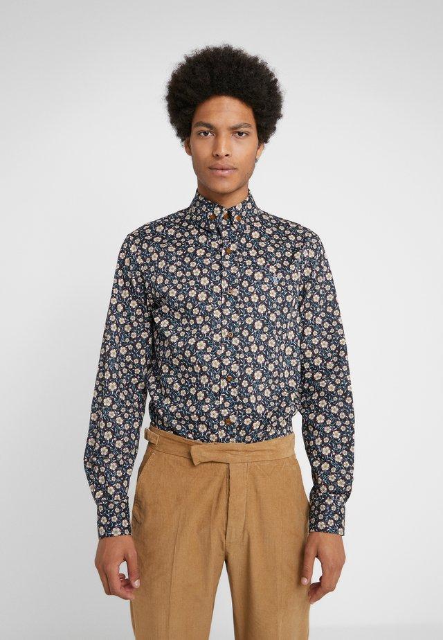 BUTTON KRALL - Overhemd - black
