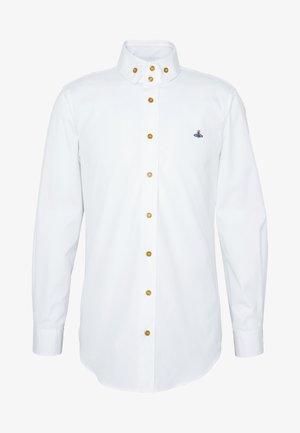 BUTTON KRALL CLASSIC - Hemd - white