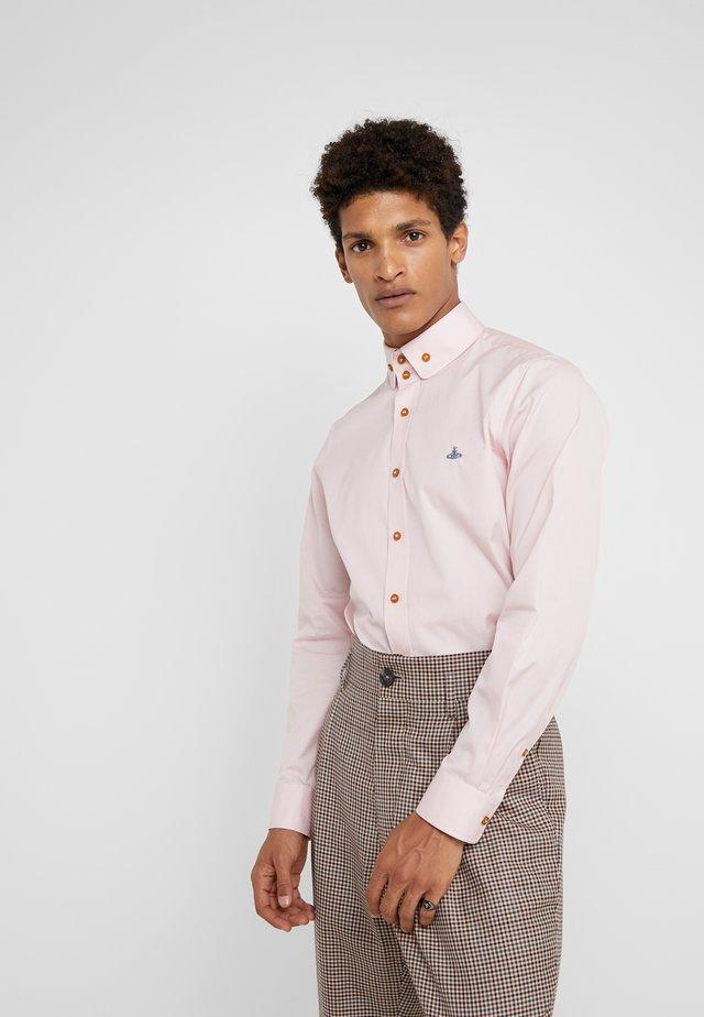 BUTTON KRALL CLASSIC - Koszula - pink
