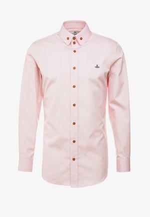 BUTTON KRALL CLASSIC - Skjorta - pink