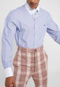 Vivienne Westwood - CLIP SHIRT - Formal shirt - light blue - 4