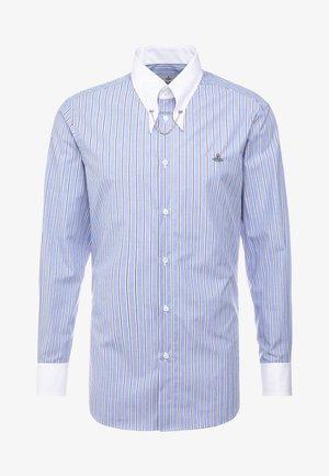 CLIP SHIRT - Kostymskjorta - light blue