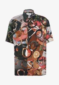 Vivienne Westwood - TARAS SHIRT FETZEN - Košile - multicolor - 5