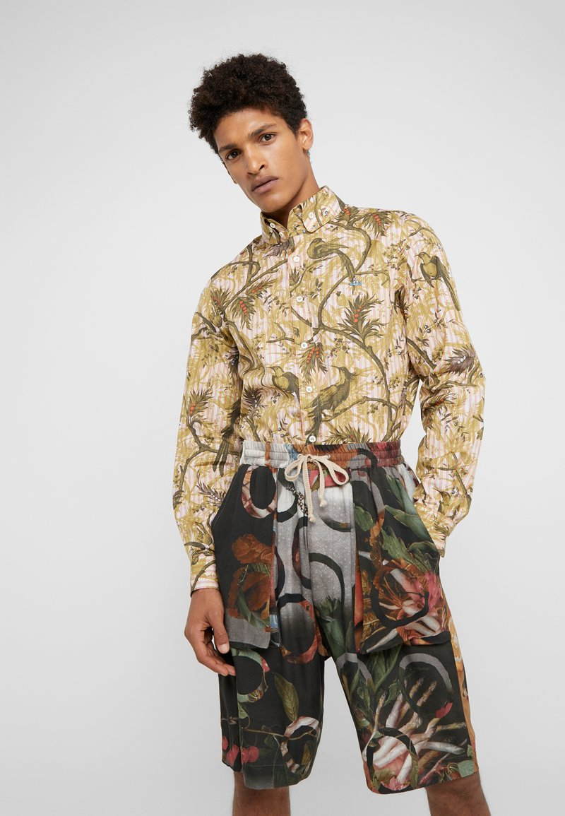 Vivienne Westwood - BUTTON KRALL CLASSIC SHIRTING - Hemd - paradise