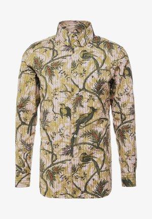 BUTTON KRALL CLASSIC SHIRTING - Shirt - paradise