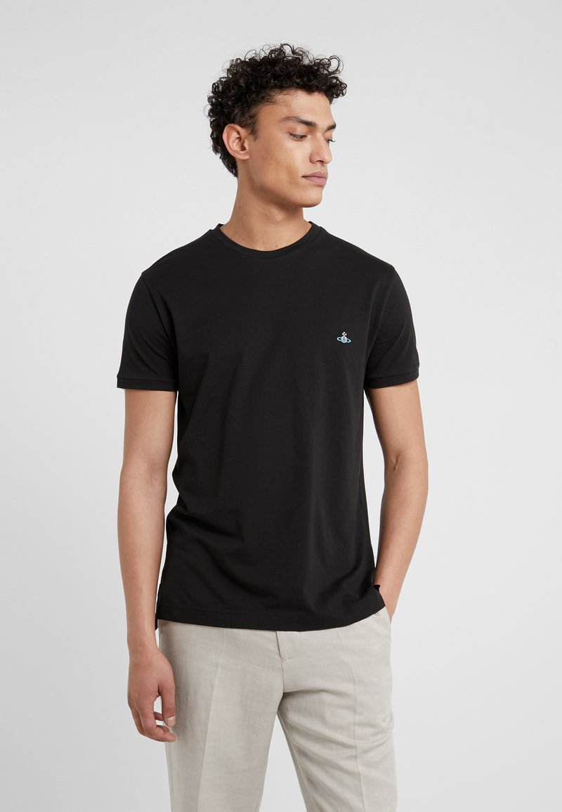 Vivienne Westwood - T-shirt basic - black