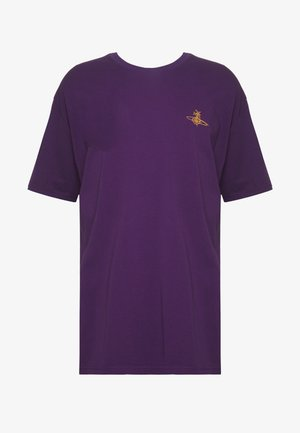 OVERSIZE - T-paita - purple