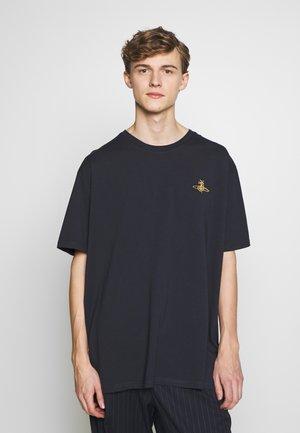 OVERSIZE - T-Shirt basic - navy